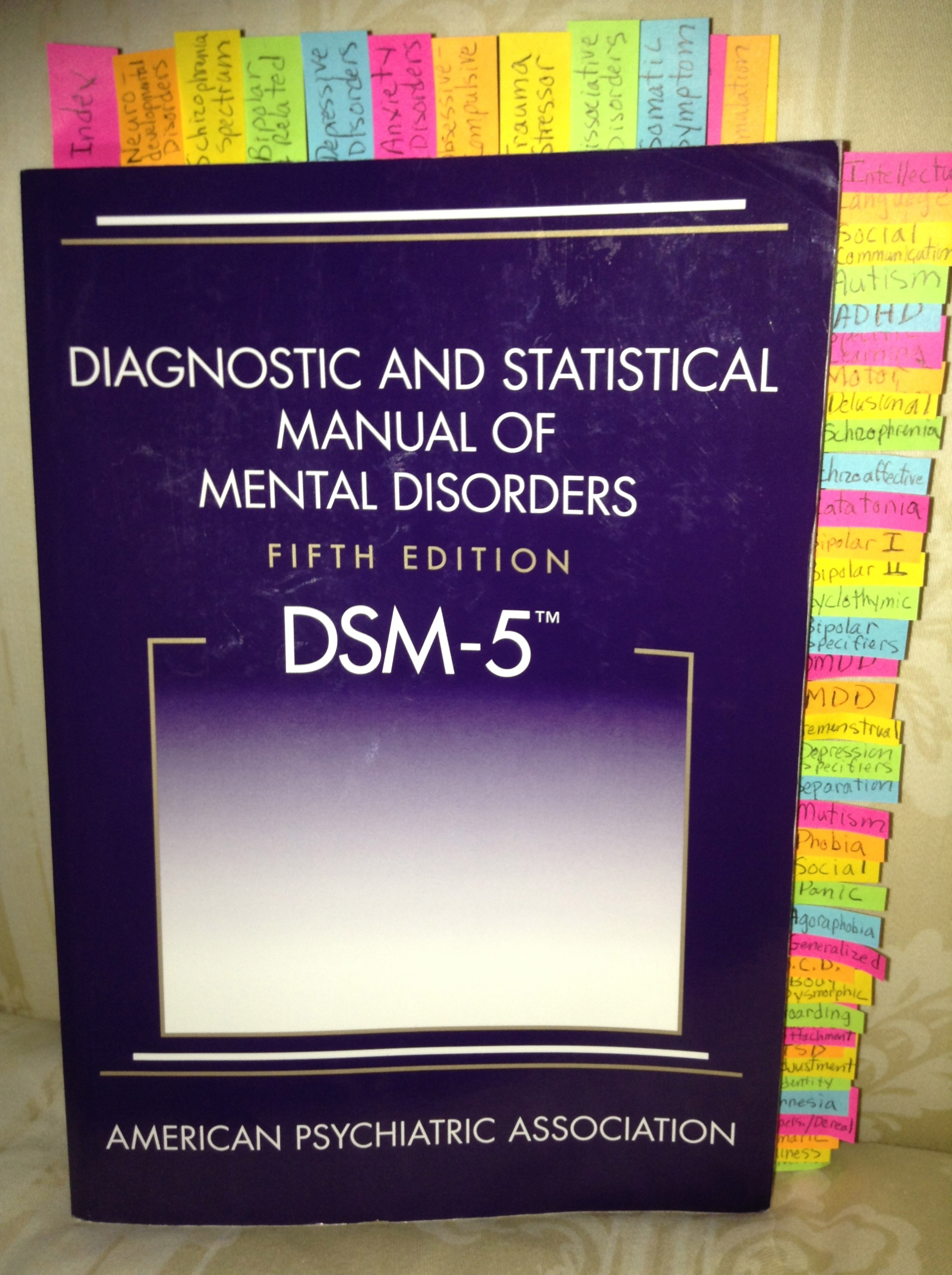 Of all the changes from DSM-IV to DSM-5, I am most keenly interested in the  reframing of substance-related disorders and the related inclusion of  gambling ...